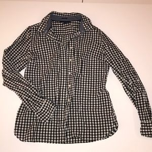Tommy Hilfiger Classic Fit checkered button up